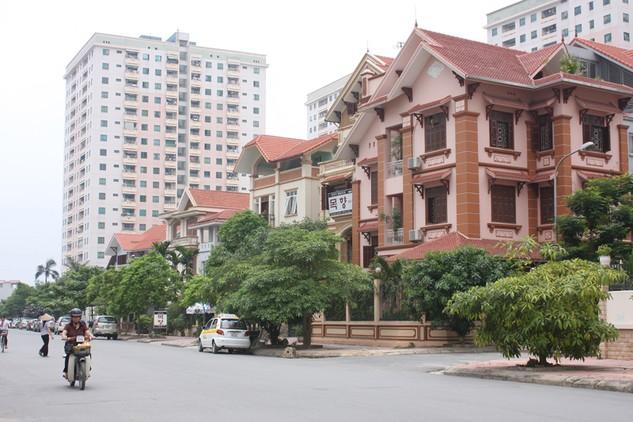 Chủ đầu tư được thế chấp một phần hoặc toàn bộ dự án đầu tư xây dựng nhà ở. Ảnh: LT