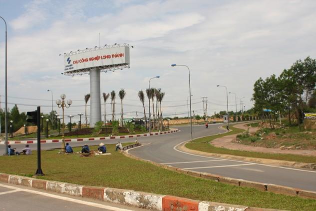 Các khu công nghiệp ở Đồng Nai có diện tích đất đã cho thuê khá cao, đạt tỷ lệ trên 72,71%. Ảnh: Nhã Chi