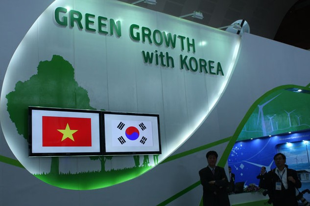 Hàn Quốc đã vươn lên trở thành nhà đầu tư lớn nhất tại Việt Nam. Ảnh: Tiên Giang