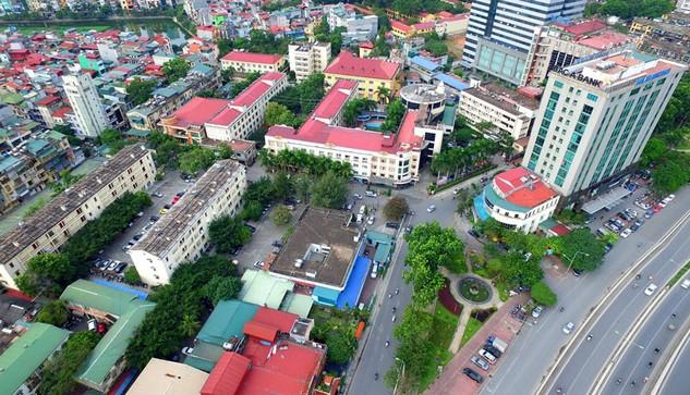 Công ty CP Du lịch Kim Liên quản lý trực tiếp Khách sạn Kim Liên trên khu đất 3,5 ha. Ảnh: Lê Tất Tiên
