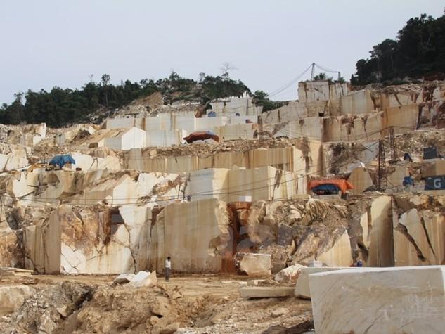 Gia Lai ban hành Kế hoạch đấu giá quyền khai thác khoáng sản năm 2016. Ảnh Internet