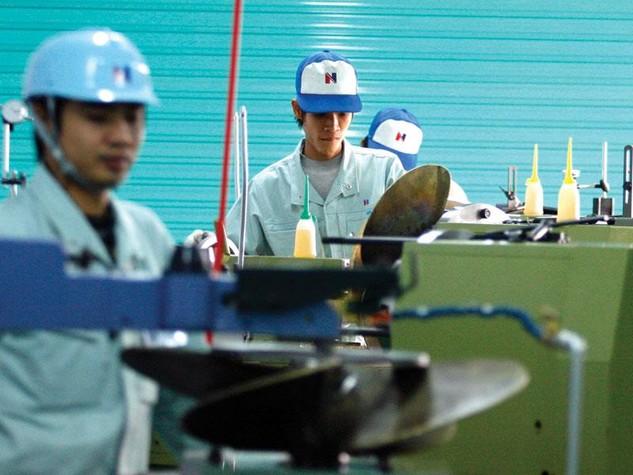 Các dự án đầu tư của Nhật Bản thường được đánh giá cao tại Việt Nam. Ảnh: Hà Thanh