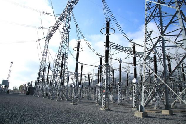Dự án Đường dây 500kV Sơn La - Lai Châu và mở rộng TBA 500kV Sơn La có tổng mức đầu tư hơn 4.000 tỷ đồng. Ảnh Trần Tuyết
