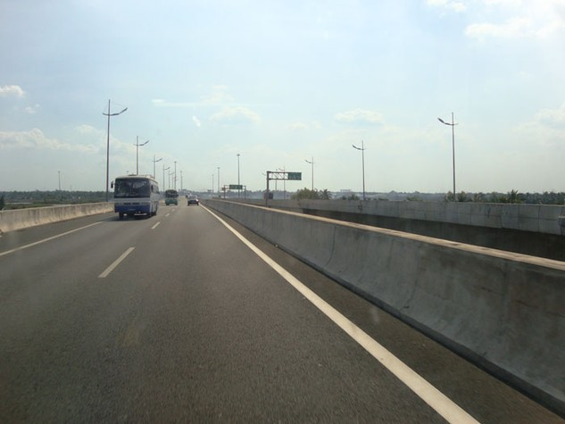 Mở rộng tuyến tránh Quốc lộ 1 đoạn qua Long An. Ảnh Internet