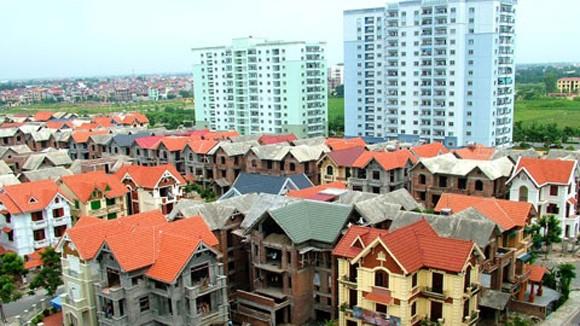 Thị trường bất động sản: Không dễ đẩy giá. Nguồn: vnmedia.vn