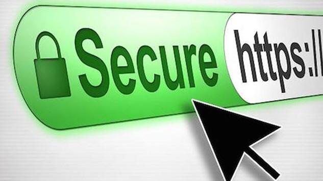 Đa số các trang web hiện được mã hoá để giúp người dùng truy cập an toàn.