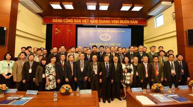 Khai mạc Đại hội Hội Khoa học Kỹ thuật Cầu đường Việt Nam