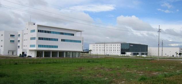 Khởi công Dự án Sản xuất điện tử Chilisin tại Việt Nam. Ảnh Internet