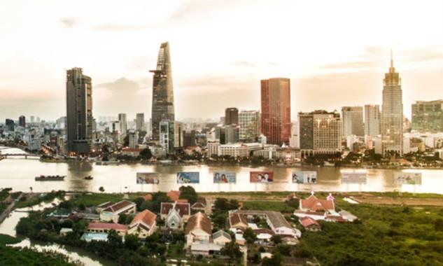 Thị trường địa ốc đã có bước chạy đà hoàn hảo trong năm 2014 và tăng tốc, bứt phá ngoạn mục trong năm 2015. Ảnh: Lucas Nguyen