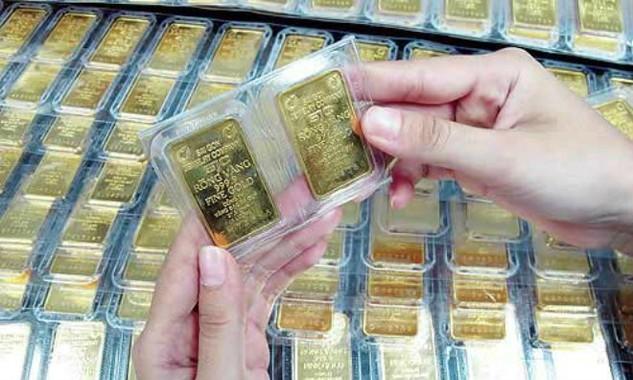 Từ ngày hôm nay, SJC bắt đầu mua lại các loại vàng cong vênh, móp méo, một chữ như bình thường.
