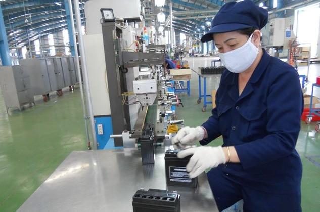 Ưu đãi 10% thuế với dự án sản xuất sản phẩm công nghiệp hỗ trợ. Ảnh Internet