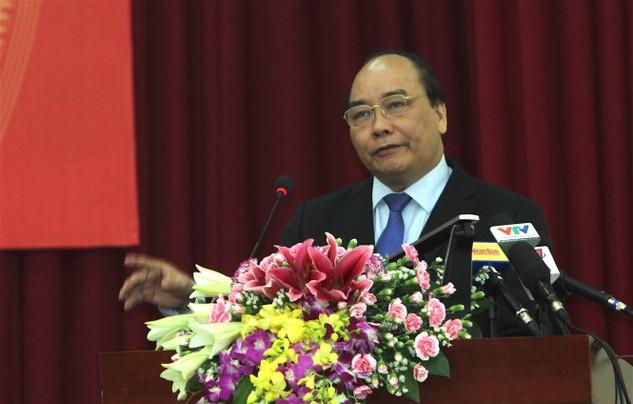 Phó Thủ tướng Nguyễn Xuân Phúc - Ảnh: V.V.T