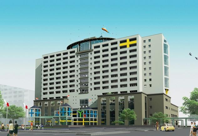 Thanh tra Chính phủ đề nghị Bộ Công an vào cuộc làm rõ cuộc bán thầu tại Dự án Cải tạo, mở rộng và nâng cấp Bệnh viện Nhi Trung ương – Giai đoạn II. Ảnh: NC st