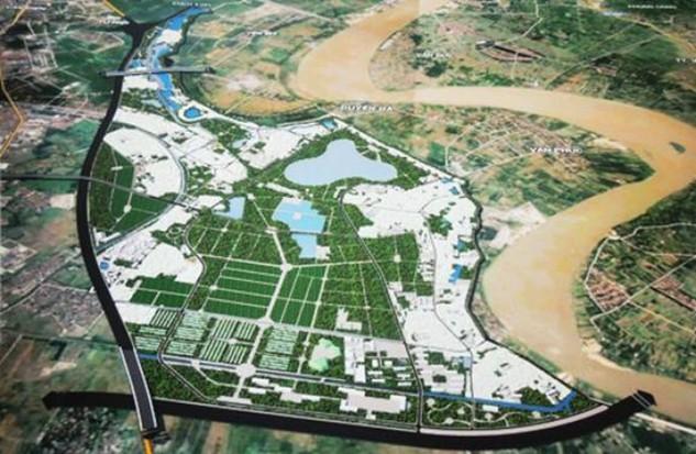 Hà Nội công bố quy hoạch 2 phân khu đô thị lớn