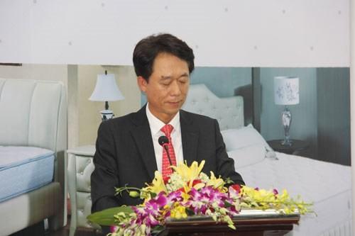 Ông Lee Jae Eun, Chủ tịch CTCP Everpia