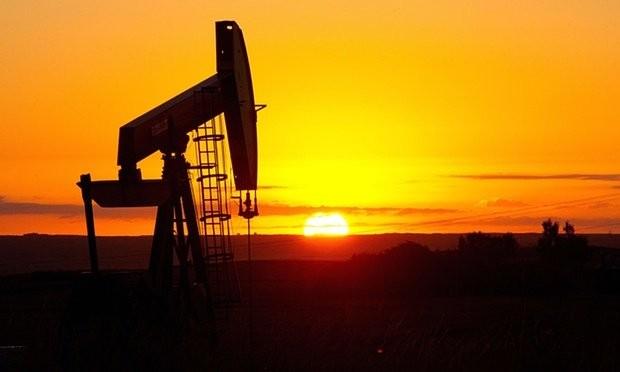 Morgan Stanley dự đoán giá dầu thô thế giới có thể giảm xuống còn 20 USD/thùng - Ảnh: AFP