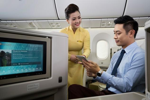 Vietnam Airlines đã cơ bản triển khai đúng lộ trình cổ phần hóa được phê duyệt. Ảnh: Trần Kiên
