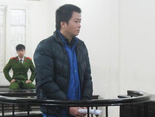 Bị cáo Phạm Hồng Anh.