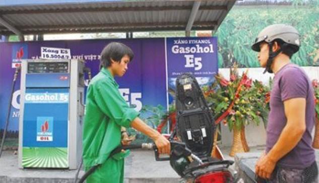 Từ 1/6/2016, 100% người dân Hà Nội, TPHCM phải dùng xăng sinh học?