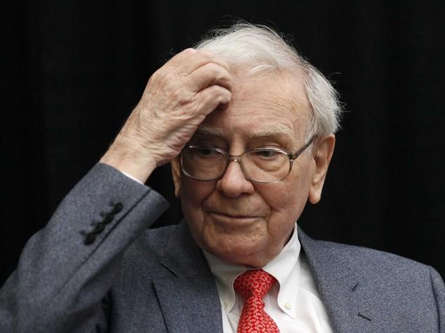 """Tài sản của tỷ phú Warren Buffett """"hao hụt"""" hơn 2,3 tỷ USD trong tuần"""