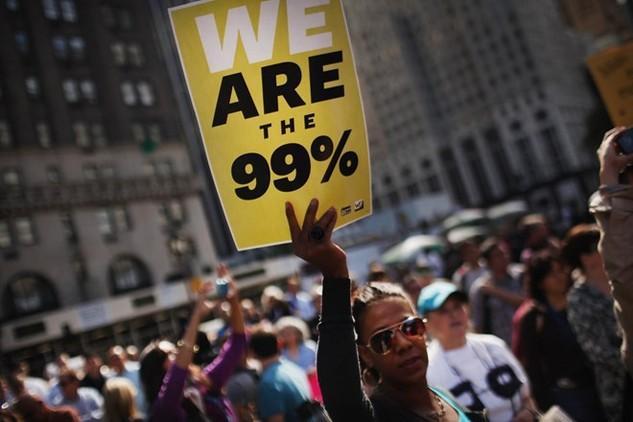 1% người giàu nhất giàu hơn phần còn lại của thế giới