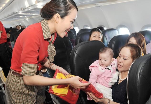 Vietjet khai trương 3 đường bay mới phục vụ Tết Bính Thân 2016