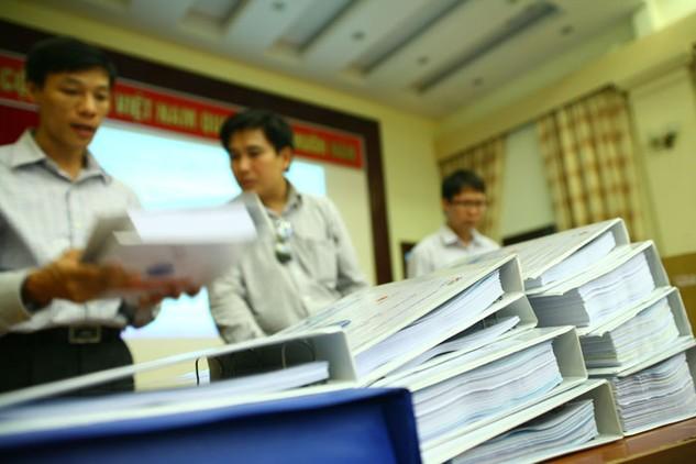 Các mẫu hợp đồng xây lắp và hợp đồng tư vấn còn nhiều khác biệt với FIDIC. Ảnh: LTT