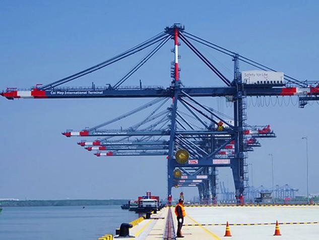 Tìm cửa ra cho Cảng quốc tế Cái Mép - Thị Vải