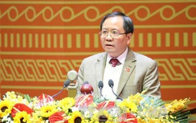 Thứ trưởng Bộ Tài chính Đỗ Hoàng Anh Tuấn.