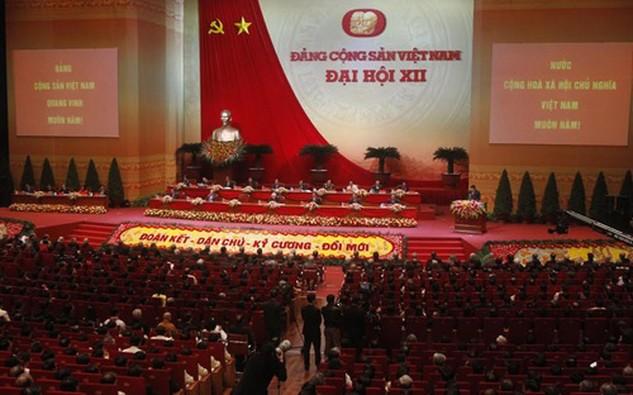 Trong 62 người được giới thiệu bổ sung để bầu Ban Chấp hành Trung ương khoá mới tại Đại hội Đảng lần thứ 12, có Chủ tịch nước Trương Tấn Sang, Thủ tướng Nguyễn Tấn Dũng, Chủ tịch Quốc hội Nguyễn Sinh Hùng.