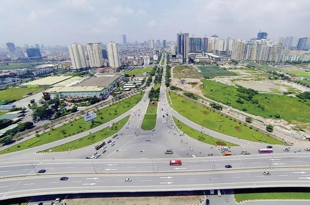 Tỷ lệ lập quy hoạch chi tiết đô thị đến năm 2015 mới đạt 33%. Ảnh: Dũng Minh