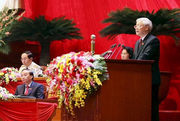 Hôm nay Đại hội bầu Ban chấp hành trung ương khoá XII. Ảnh: Reuters.