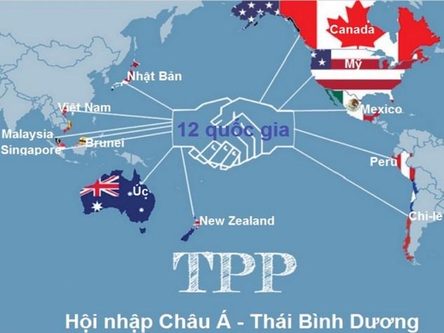 Nhiều tổ chức quốc tế nhận định, Việt Nam sẽ là nền kinh tế hưởng lợi nhiều nhất từ TPP