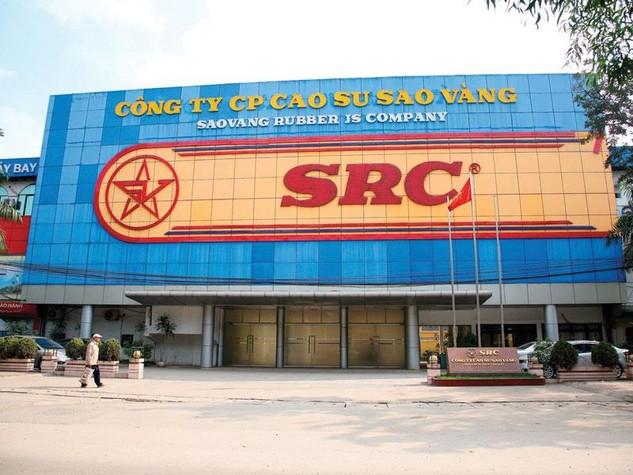 Khu đất của Công ty CP Cao su Sao Vàng tại 231 - Nguyễn Trãi (Thanh Xuân, Hà Nội) đang liên doanh với đối tác để xây Tổ hợp chung cư cao cấp. Ảnh: Chí Cường