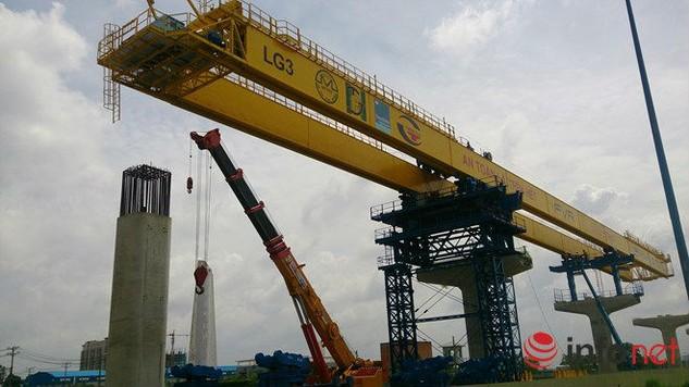 Tuyến metro Bến Thành - Tham Lương đội vốn khoảng 700 triệu USD. Nguồn: Infonet