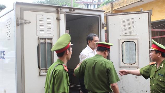 Riêng vụ án Dương Chí Dũng cùng đồng phạm đã gây thiệt hại cho Nhà nước hơn 395 tỷ đồng. Ảnh: Bảo Thắng
