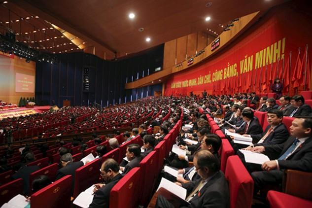 Hôm nay công bố các ủy viên Bộ Chính trị, Ban Bí thư. Ảnh: Reuters.