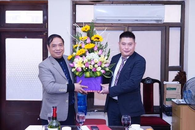 Ông Nguyễn Đức Thụy được bầu làm Chủ tịch HĐQT Khách sạn Kim Liên