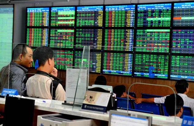 Cổ phiếu dấu khí khởi sắc (ảnh minh họa, nguồn: Internet)