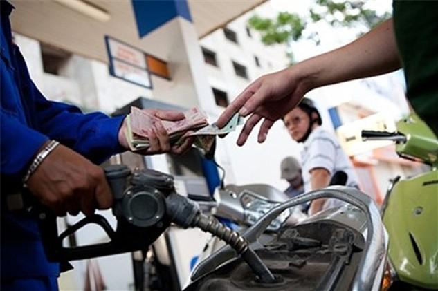 Năm 2015, nên tổng số thu từ dầu thô giảm 64.000 tỷ đồng
