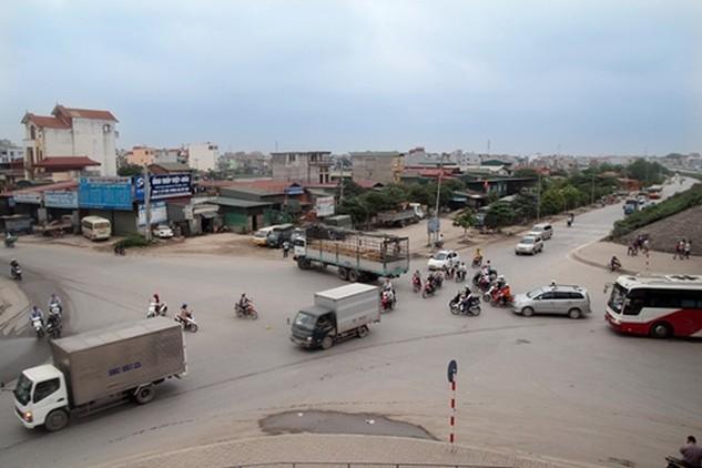 Sẽ xây dựng tuyến đường nút giao thông Tam Trinh trong 4 năm
