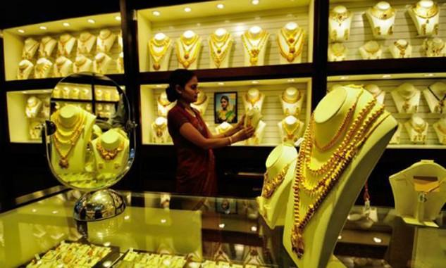 Giá vàng quốc tế hiện rẻ hơn vàng trong nước 2,9 triệu đồng.
