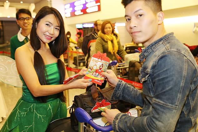 Vietjet tưng bừng khai trương đường bay Hà Nội – Đài Bắc