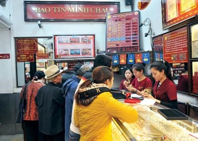 Vàng luôn có 1 vị trí quan trọng trong kênh đầu tư của người Việt