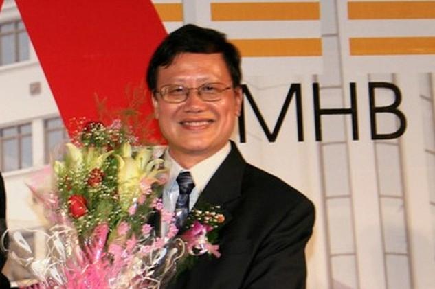 Ông Huỳnh Nam Dũng tại lễ ra mắt MHBS
