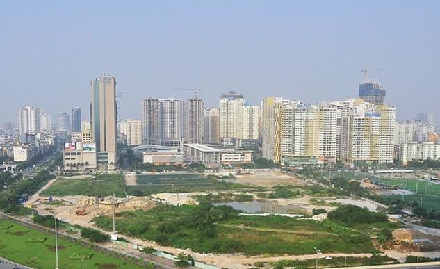 Thị trường bất động sản Việt Nam đang bước vào chu kỳ phát triển mới với nhiều nền tảng vững chắc hơn - Ảnh: Dũng Minh