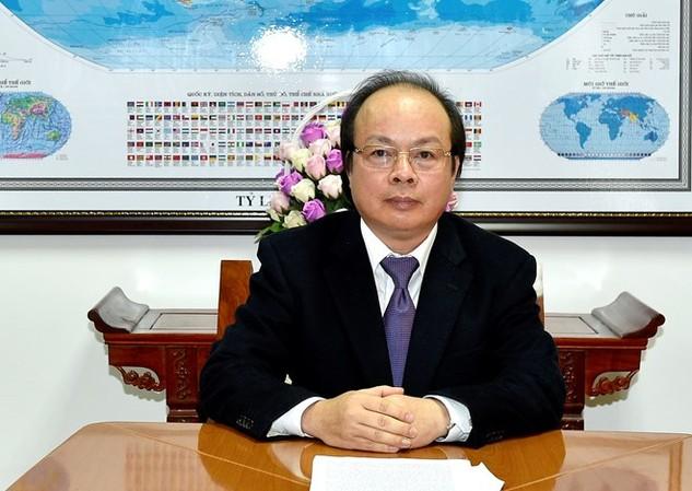Thứ trưởng Bộ Tài chính Huỳnh Quang Hải cho biết, cơ quan chức năng đang tính toán kịch bản giá dầu dưới 30 USD/thùng. (Ảnh: BTC)