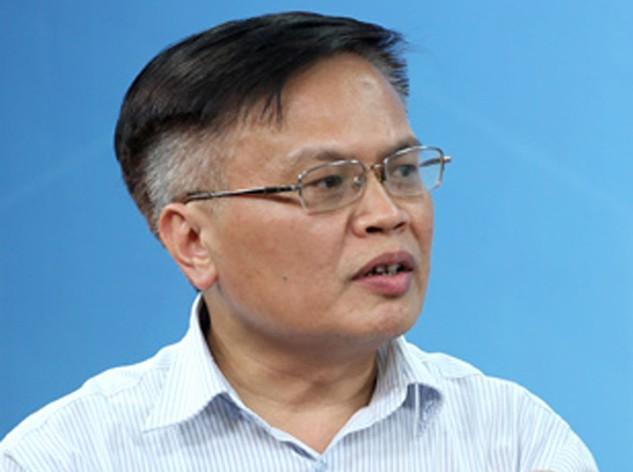 Ông Nguyễn Đình Cung – Viện trưởng Viện Kinh tế Quản lý TW.