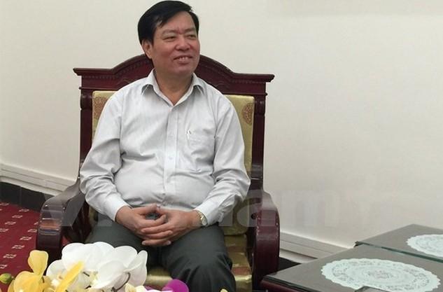Thứ trưởng Phạm Minh Huân dự báo quá trình thương lượng tăng lương tối thiểu vùng sẽ ngày càng gay gắt. (Ảnh: Hồng Kiều/Vietnam+)