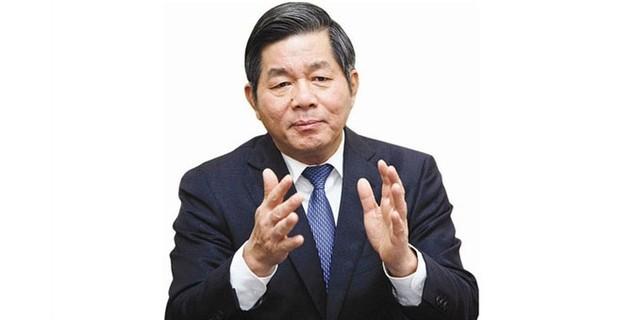 Bộ trưởng Bộ Kế hoạch và Đầu tư Bùi Quang Vinh. Ảnh: Hà Đức Thanh